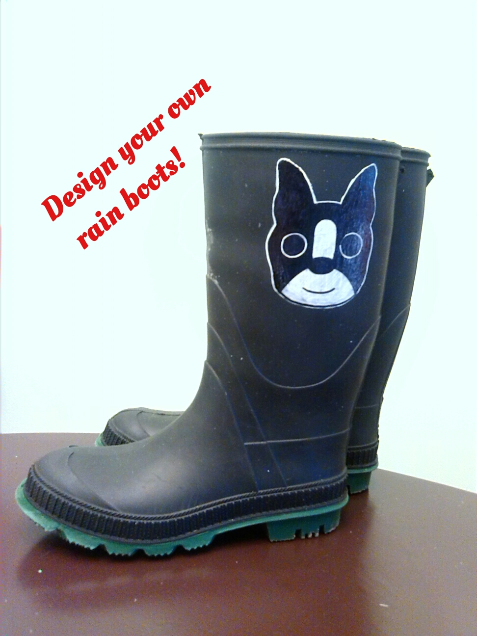 Boots Design Your Own