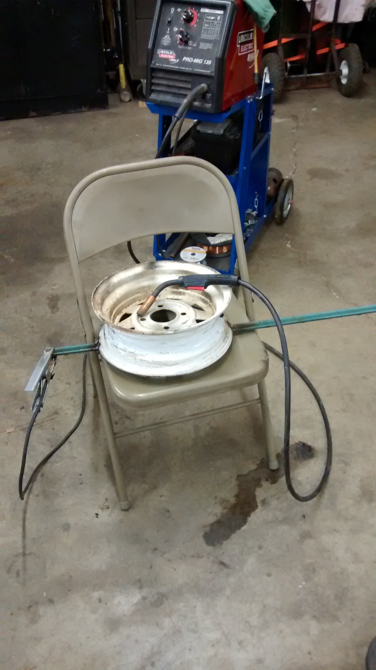 Diy Hose Reel Homestead Heroine